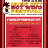 Music City Hot Wing Festival