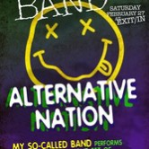 My So-Called Band Alt. Nation