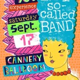 My So-Called Band @ Cannery Ballroom